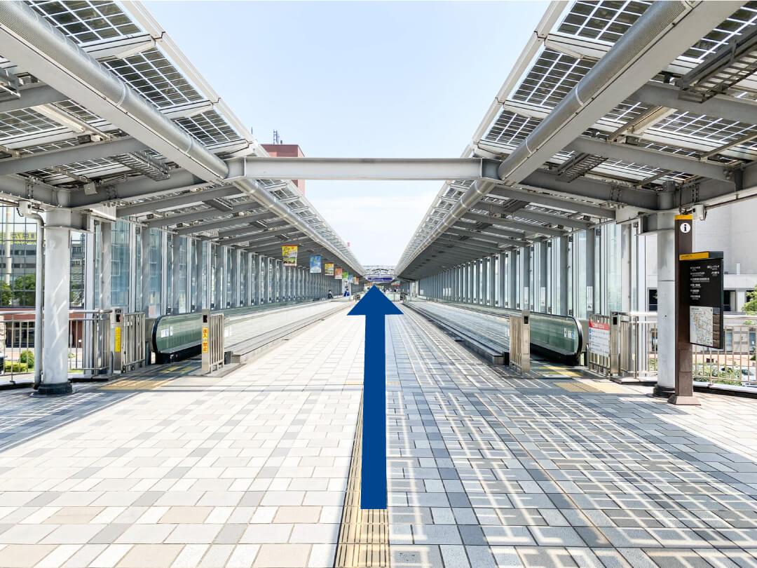 小倉駅からAIMビルまでの行き方⑤