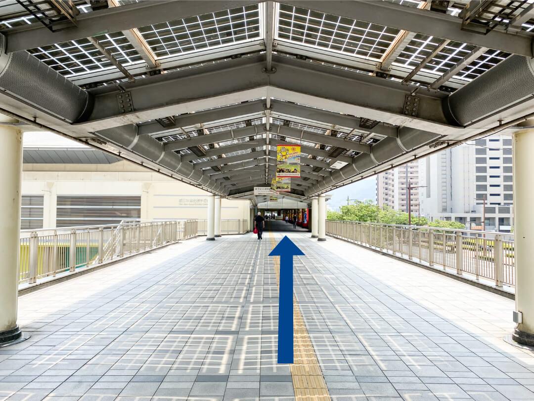 小倉駅からAIMビルまでの行き方⑦
